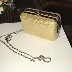 Clutch Purse with chain strap